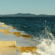 The Sea Organ Of Zadar